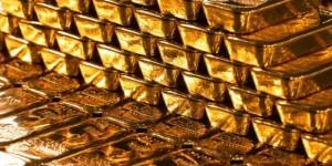 Ảnh của Vàng thế giới tăng hơn 1% khi đồng USD, lãi suất giảm