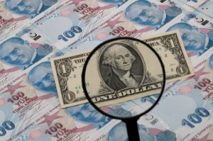 Picture of Dollar Mixed as CPI, Minutes Cement Tapering Expectations; Lira Slumps to New Low