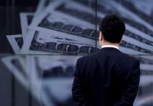 Picture of Dollar Down, Set to Break Upward Trend as Risk Appetite Returns