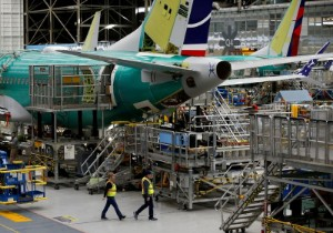 Picture of Former Boeing chief technical pilot pleads not guilty to fraud charges