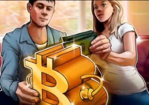 Ảnh của Người dân El Salvador hiện đang xả Đô la Mỹ để mua Bitcoin