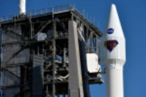 Picture of NASA launches first space probe to study Jupiter's Trojan asteroids